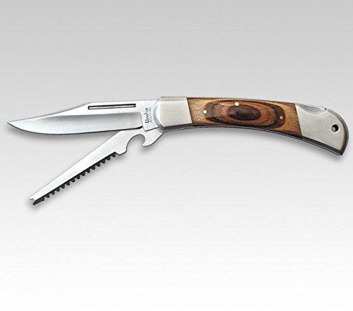 Linder Klapp und Schließmesser mit Säge, 328912
