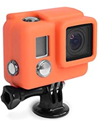 Protection Silicone X-Sories Silicone Cover Hero 3 Plus Orange (Default , Orange)