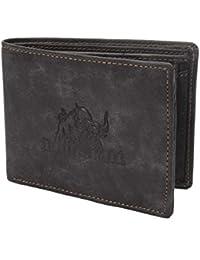 bff7e1c380a BULL KRAFT Genuine Leather Casual Formal Wallet for Men Boy (Card Slot -