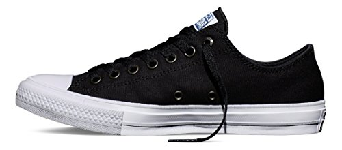 Converse Ct Ii Ox, Baskets Basses Homme Noir