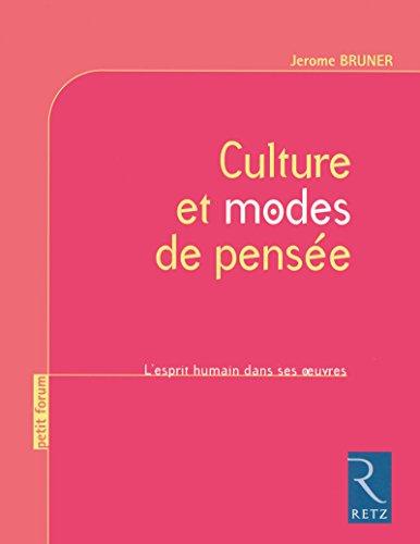 Culture et modes de pensée