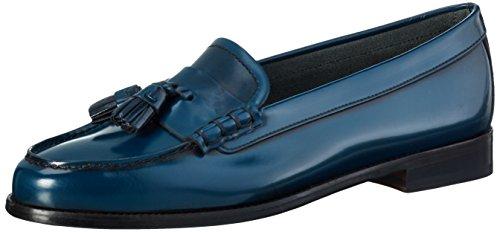LottusseS8415 - Mocassini Donna , Blu (Blau (Britania Jaspe)), 39
