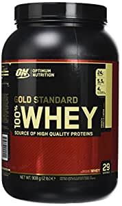 Optimum Nutrition 100% Whey Gold Standard Protéine Vanille Française 908 g