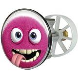 Sanitop-Wingenroth Clapet métallique pour lavabo à réduction excentrée 38 mm Design Monster Lolo