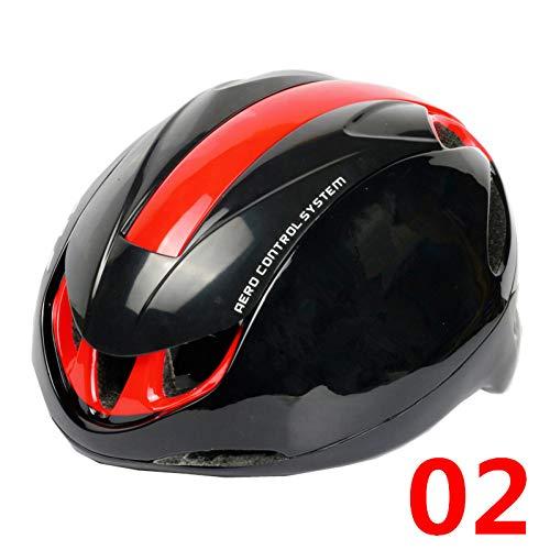 BTAWM Helmets Italien Infiniti Fahrradhelm rote Straße Fahrradhelm MTB spezieller Fahrradhelm