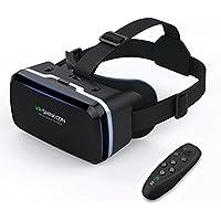 VR Gafas de Realidad Virtual, Gafas vr Con Control Remoto , para Juegos Visión Panorámico