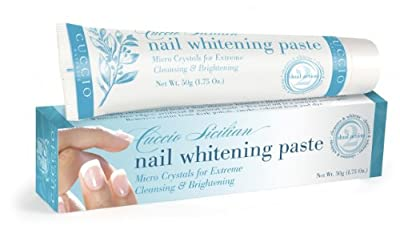 Cuccio Naturale Nail Whitening Paste Extreme Cleansing and Brightening of Discoloured Nails