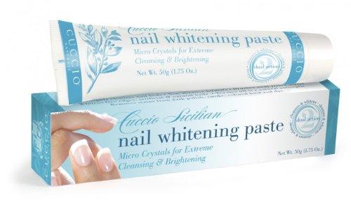 Cuccio Naturale Nail Whitening Paste Extreme Reinigung und Aufhellung von verfärbte Nägel