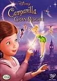 Tinkerbell 3 - Campanilla y el Gran Rescate - Walt Disney - Spanische Kinder DVD - Sprachen: Deutsch, Spanisch, Portugiesisch, Türkisch
