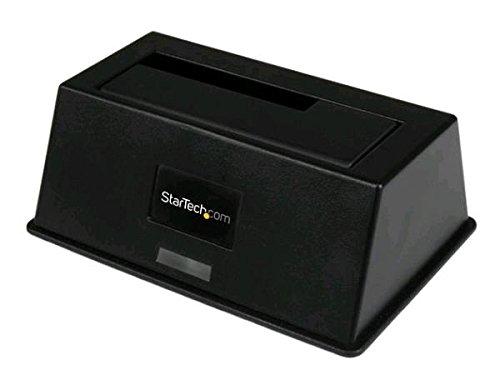 StarTech SDOCKU33EBV Festplattengehäuse (SSD/HDD, USB 3.0, eSATA, SATA III) mit UASP