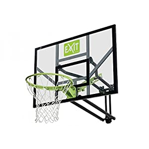 Basketballkorb mit Brett EXIT Galaxy Wall-mount 116x77cm