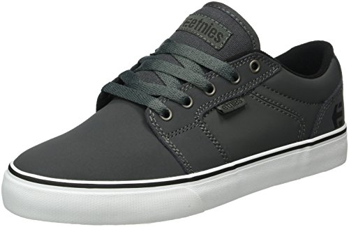 Ls Preto Skateboardschuhe 039 Branco cinzento Etnias Herren Barcaça Grau YttaE