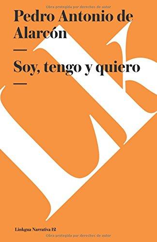 Soy, Tengo Y Quiero Cover Image