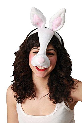 Enter-Deal-Berlin Maske - HASE - für Kinder & Erwachsene