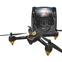 Hubsan H501S X4 Brushless Quadcopter Cuadricóptero Drone FPV Transmisor GPS 1080p HD Cámara Modo Sin Cabeza Retorno Automático Altitude Hold Follow Me 5.8Ghz (Negro)