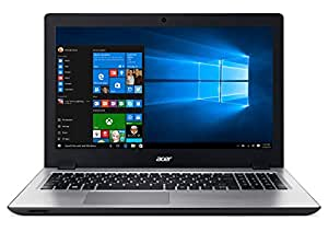 "Acer Aspire V3-574G Portatile, Display da 15.6"", Processore Intel i7-5500U, RAM 12GB, HDD da 1000GB, Scheda Grafica NVIDIA GeForce 940M da 2GB, Nero"