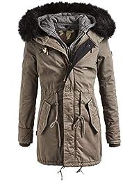 Suchergebnis auf für: khujo winterjacke braun