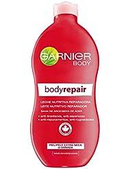 Garnier Body–Body Repair–Lait Nutritiva réparation pour peau extra sèche–400ml