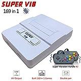 Anbernic Consolas de Juegos Portátil , Consola de Juegos Retro con 169 Juegos (30 Juegos Vibrantes) , TV-Output Videojuegos Portátil - Gris