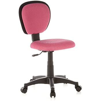 Hjh Office 670100 Childrens Desk Chair Swivel Chair
