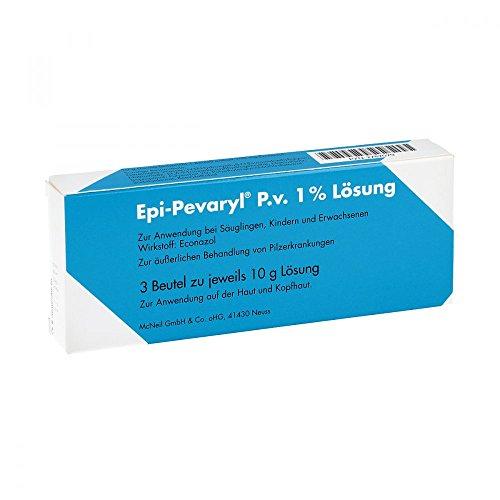 Epi Pevaryl P.v. Beutel Lösung 3X10 g