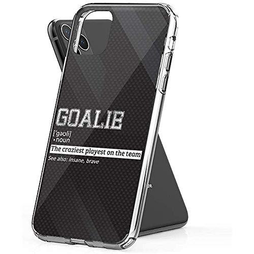 Gustave Tomlinson Fall Telefon Torwart Ausrüstung Torwart Definition Fußball Hockey (5,8-Zoll-Diagonale Kompatibel mit iPhone 11 Pro)