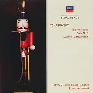 """Tchaikovsky : Nutcracker  (""""Casse-Noisette"""") - Suites n° 3 et n° 4 [Import allemand]"""