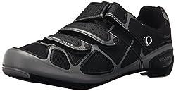 Pearl Izumi Womens W Select RD IV Cycling Shoe, Black/Black, 37 EU/6 B US