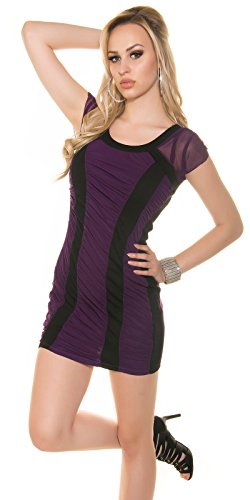 In-Stylefashion - Robe - Femme violet lilas Lilas