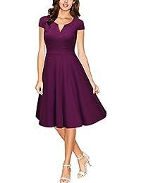 a1bdde616ebe6 Suchergebnis auf Amazon.de für  Miusol - Kleider   Damen  Bekleidung