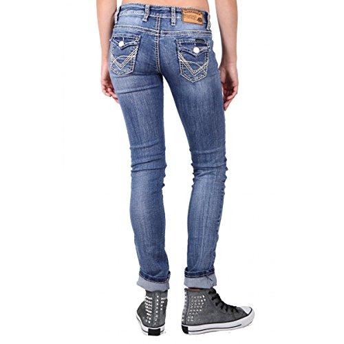 Damen Jeans JEANS HELLBLAU