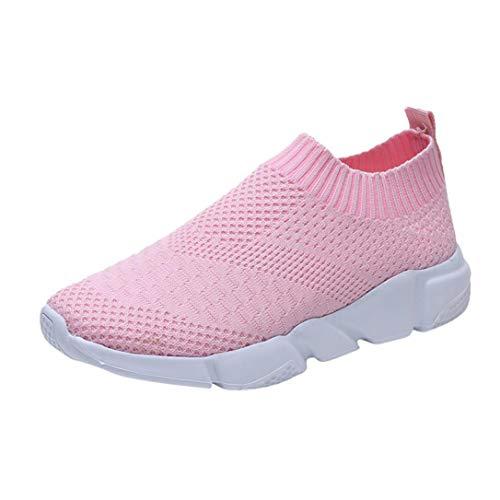 Uomogo 6 sneaker donna,scarpe donna uomo ginnastica sneakers calzino no lacci palestra corsa