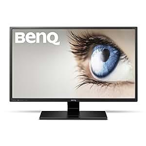 BenQ EW2740L 68,6 cm (27 Zoll) Flimmerfreier VA-LED Monitor (VA-Panel, Full H, HDMI, 4ms Reaktionszeit, Lautsprecher) schwarz