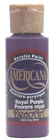 DecoArt Americana Acrylic Multi-Purpose Paint, Royal