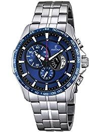 Festina Herren-Armbanduhr Chronograph Quarz Edelstahl F6850/3