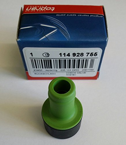 Price comparison product image AUDI / SEAT / SKODA / VW GREEN ENGINE BREATHER / CHECK VALVE 035103245G