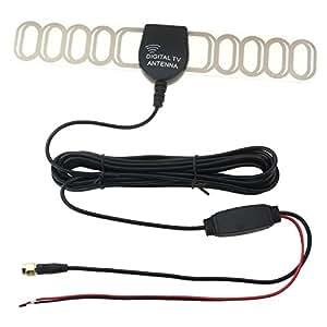 Antenne TNT amplifié pour voiture - 36 dBi