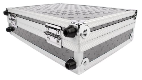 Bosch Entfernungsmesser Plr 25 : Widerstandsfähiger koffer mit aluminium design geeignet für den