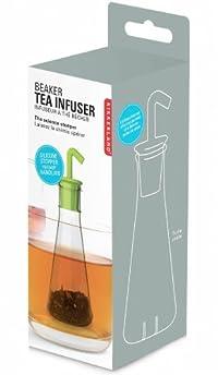 Kikkerland Beaker Tea Infuser