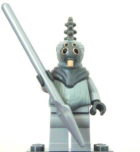 Lego Star Wars Mini Figure - Thi-Sen with Spear (Clone Wars)