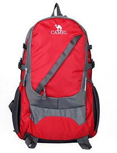 HWB/ 25L L Tourenrucksäcke/Rucksack Camping & Wandern / Klettern Draußen Feuchtigkeitsundurchlässig / tragbar / MultifunktionsGrün / Rot / Pink