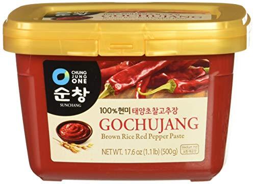 Daesang Sunchang Gochujang (Paprika Paste) 500g -