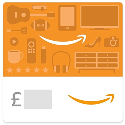 Shopping Icons - E-mail Amazon.co.uk Gift Voucher Test