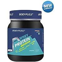 BodyFuelz 100% Whey Protein,Chocolate Flavour - 1 Kg