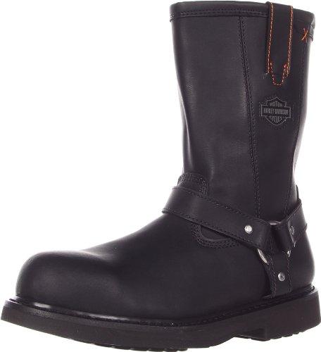 Harley-Davidson Men's Bill Steel Toe Harness Boot