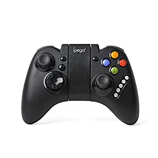 Kabellose Bluetooth Game Controller/Gamepad/Joystick für iPhone/iPod/iPad/Android-Smartphones/Tablets