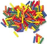Rainbow Straws to String