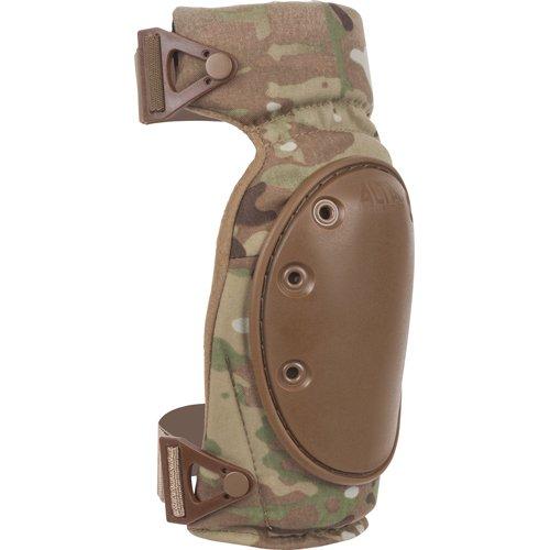 Alta Altacontour LC Gel Insert genou Pad de protection, tissu en nylon Cordura, Flexible Lange Cap, multicam, 1