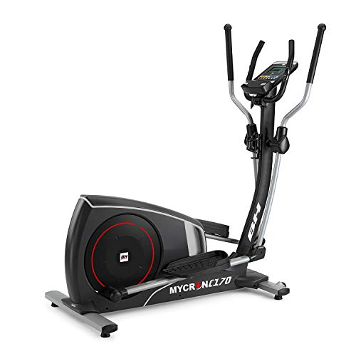 Bh Fitness MYCRON C170 Cross Trainer with Bluetooth I-Concept Technology