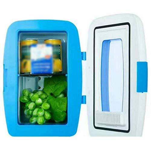 Bewegliches Auto Kühlschrank 12V Mini Haus Kosmetik Kleiner Kühlschrank Kühl Kleiner Haushalt Auto 12V Kühlschrank 10L